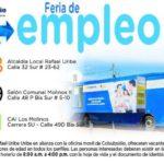 Feria de empleo en Bogotá entre 18 y el 21 de enero