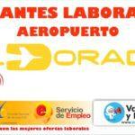 Vacantes laborales aeropuerto El Dorado