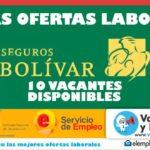 Convocatoria laboral en Seguros Bolivar