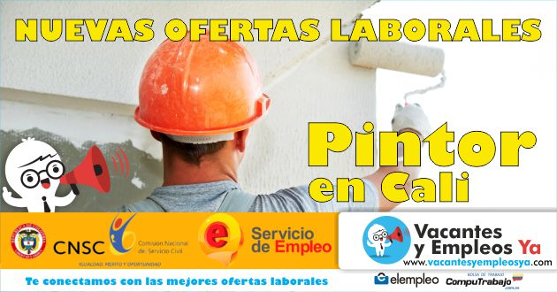 Oferta Laboral Pintor