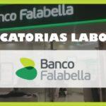 Convocatoria abierta en Banco Falabella S.A. a nivel Nacional