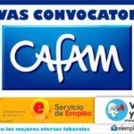 Convocatorias de empleos CAFAM