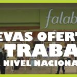 Convocatorias laborales Falabella a nivel Nacional
