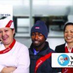 107 ofertas de empleo de la empresa SODEXO S.A.S