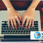 Ganar dinero desde casa escribiendo