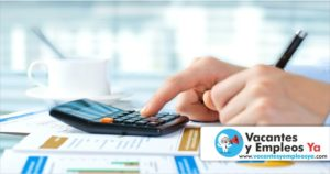 Buscar trabajo de contabilidad