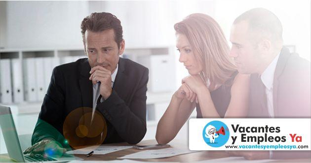 Ofertas de trabajo asesores comerciales bancarios