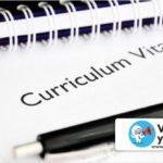 Cómo hacer tu Curriculum Vitae sin errores